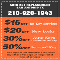 Automotive Key Replacement San Antonio