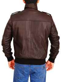 Tom Cruise Leather Jacket