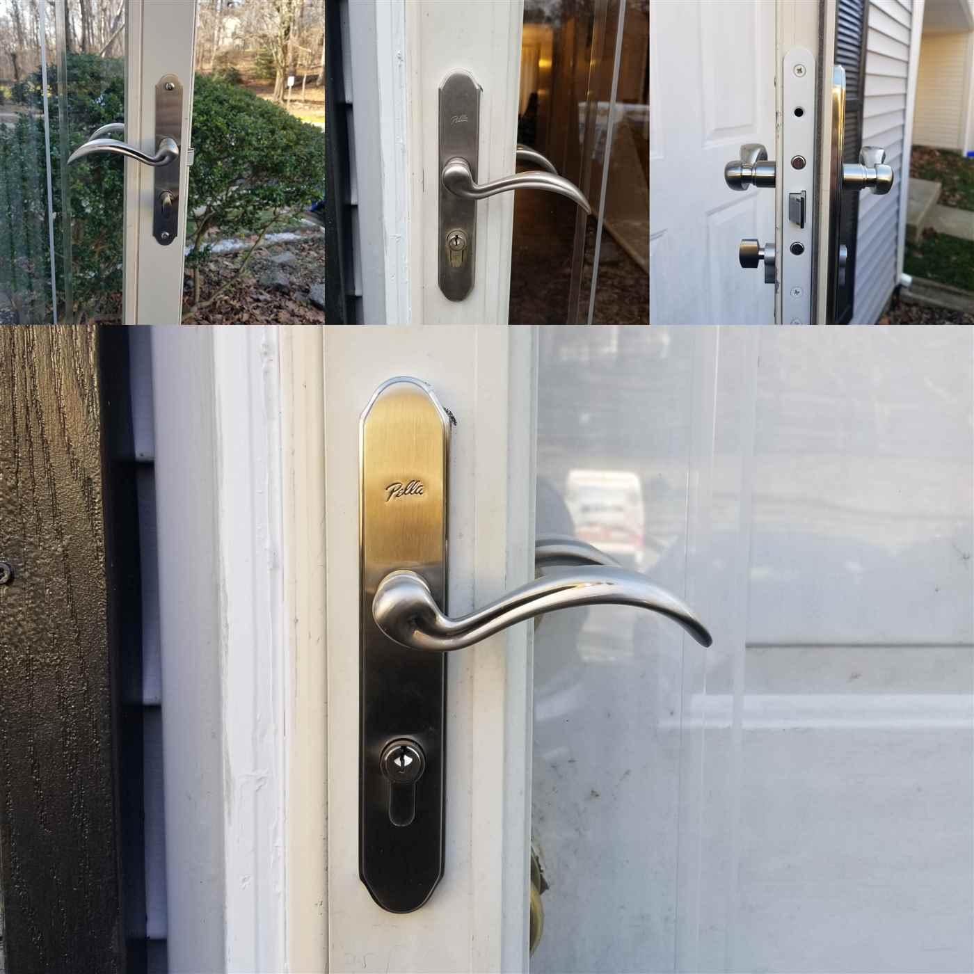 Lockout, Lock Change, Door Repair/Replacement