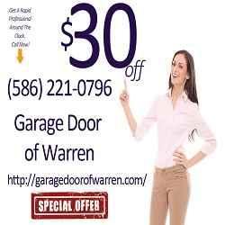 Garage Doors Repair Warren MI
