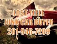 Houston Auto Buyers - Junk Car Buyer
