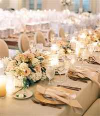 Exclusive Linen Tablecloth Rental for Party, Event