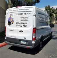 Integrity Repipe Porter Ranch Inc