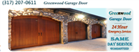 Greenwood Garage Door