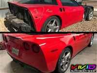 VIVID Auto Body Shop & Auto Hail Repair