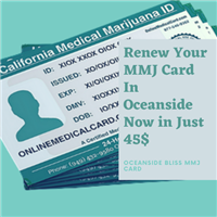 Oceanside Bliss MMJ Card