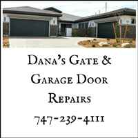 Dana's Gate & Garage Door Repairs Tarzana