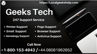 Local Geeks Tech Support Service