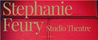 Stephanie Feury Studio Theatre