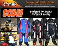 Comet Racing Leathers