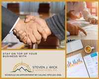 handshake Steven J. Wick & Associates