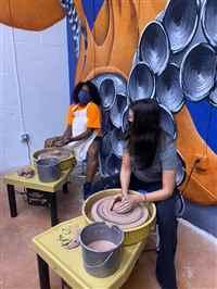 pottery classes saint petersburg fl