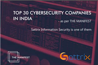 Top 30 Cybersecurity Companies in India - Sattrix-Information-Security
