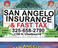 SR22 Insurance San Angelo