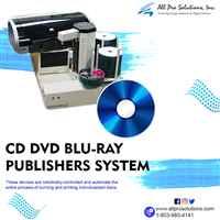 CD DVD Blu Ray Disc Publishing System - Olympus an