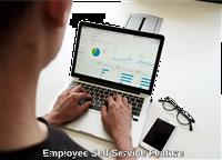 Employee self service feature