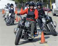 3 Wheel Motorcycle Training in Indiana