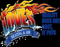 Loves Heating & Air, Inc