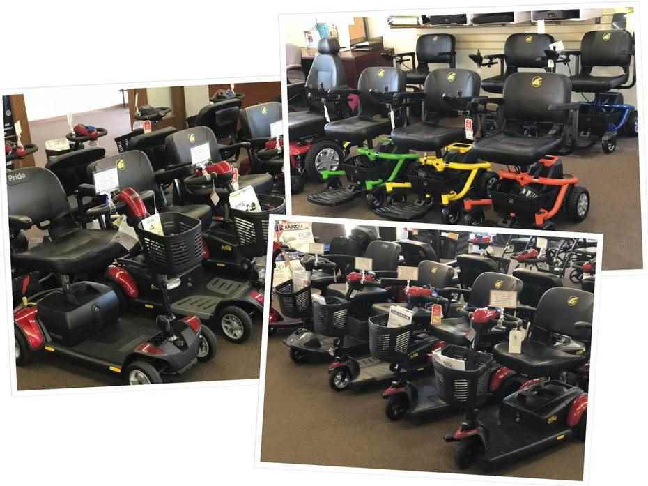 Mobility equipment supplier