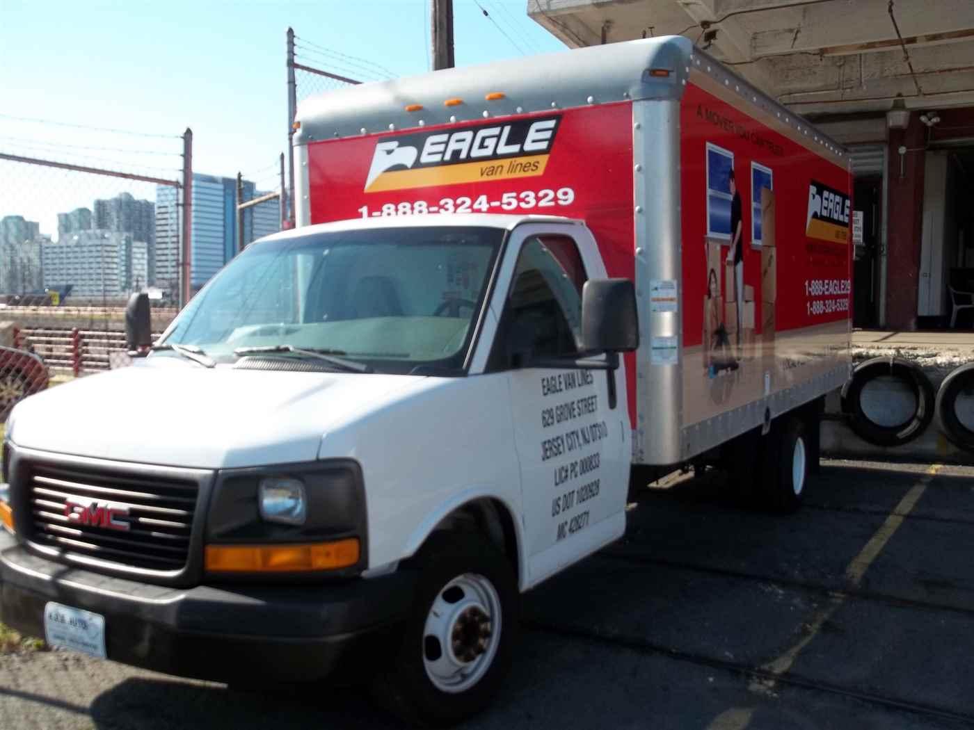 Eagle Van Lines Moving & Storage