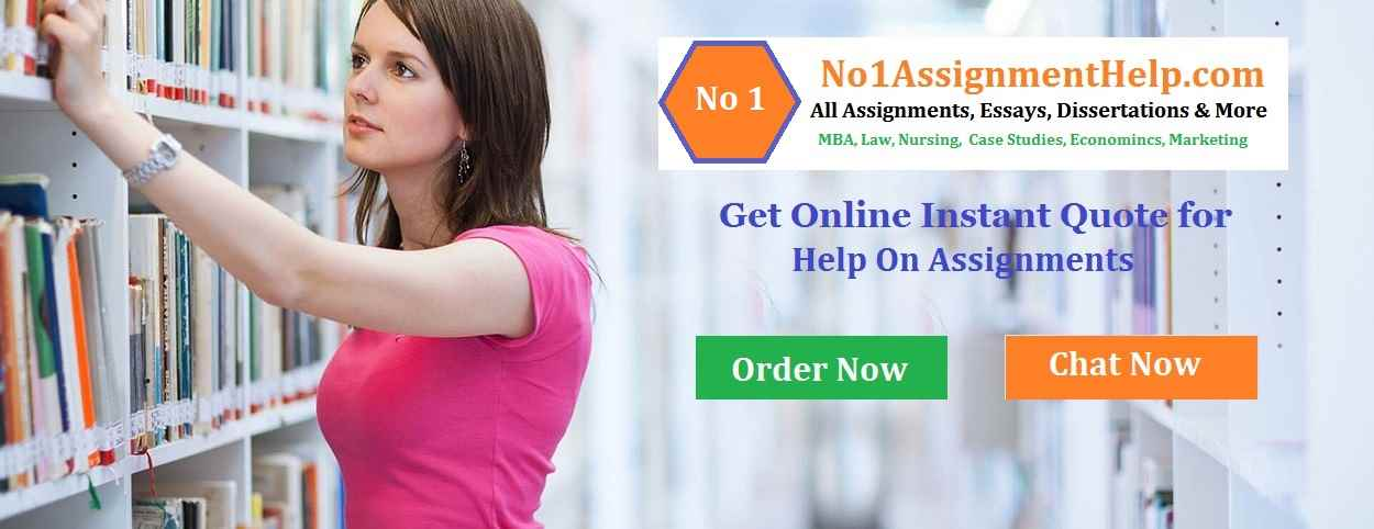 Assignment Writing Service In USA