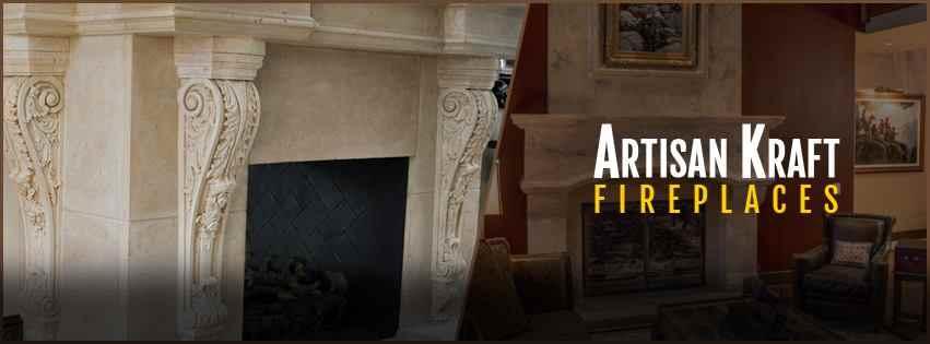 Best Fireplace Mantel Store - Artisan Kraft