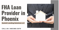 FHA Loan Provider in Phoenix