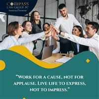 Compass Law Group LLP Injury and Accident Attorneys Team