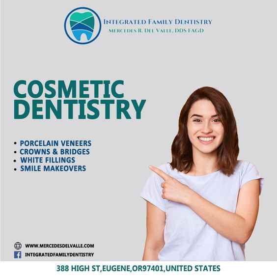 Teeth Whitening in Eugene - Cosmetic Dentistry