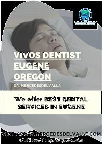 Sleep Apnea Dental Treatment in Eugene,