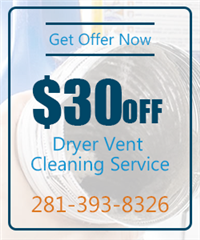 911 Dryer Vent Cleaning Kingwood TX