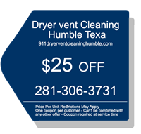 911 Dryer Vent Cleaning Humble TX