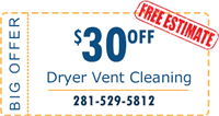 911 Dryer Vent Cleaning Tomball TX