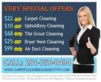 Carpet Cleaners League City TX