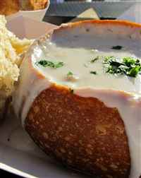 Hearty Soups at Johnathan_s Sandwich House in Alameda