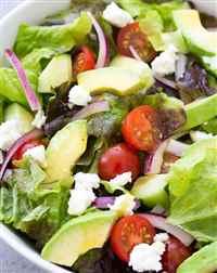 Soup, Salad and Chili