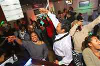 Party at the Epicurean Bar _ Lounge in Kansas City, MO