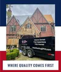 Roof repair, roof installation, reroof