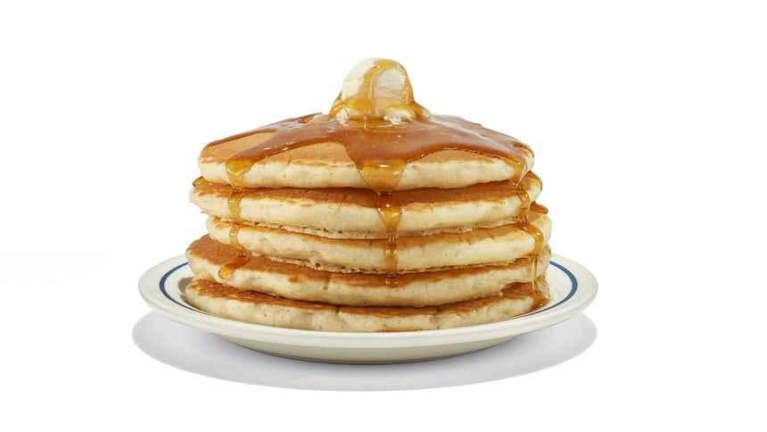 Original Buttermilk Pancakes