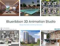 Blueribbon 3D Animation Studio