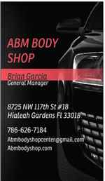 ABM BODYSHOP CENTER