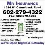 Mr Insurance