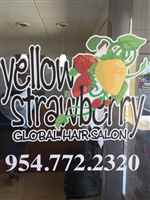 YELLOW STRAWBERRY GLOBAL SALONS