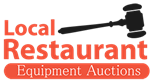 Local Restaurant Equipment Auctions NYC