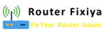 Router Fixiya