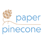 Paper Pinecone