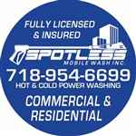 Spotless Mobile Wash Inc - Pressure Washing