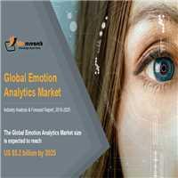 Emotion Analytics Market to reach a market size of dollar 5 billion by 2025