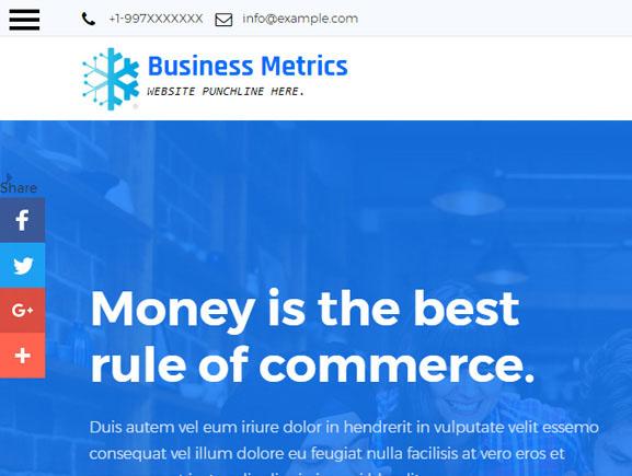 Business Metrics Thumbnail Image
