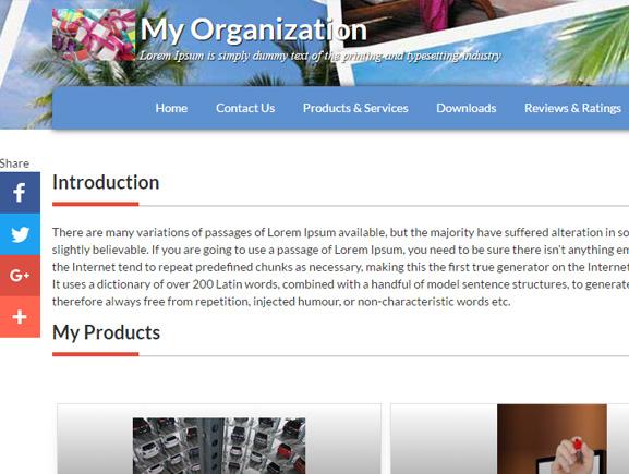 Vacations Design Thumbnail Image